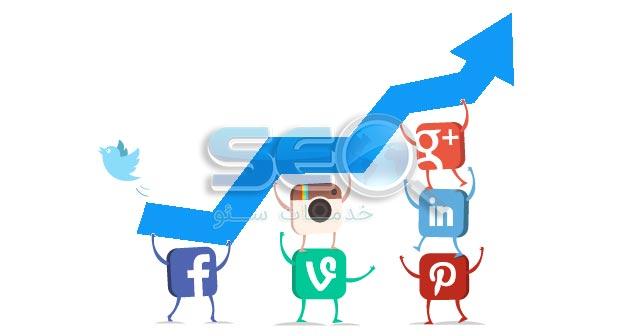 بهینه سازی سایت با شبکه های اجتماعی