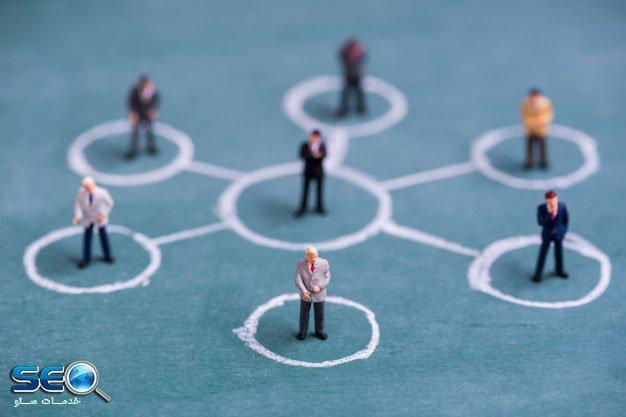 ارتباط کسب و کار با لینک سازی