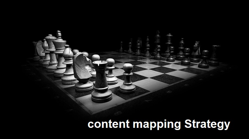استراتژی نقشه محتوا