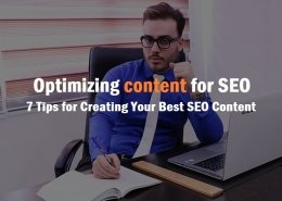 سئو محتوا optimizing content for SEO