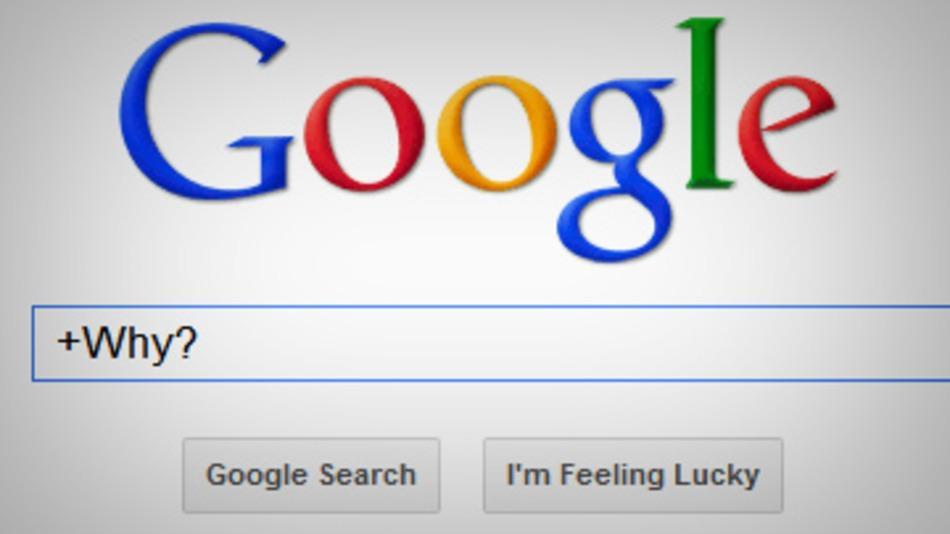 چرا گوگل؟