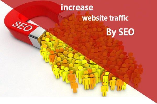افزایش ترافیک سایت با سئو